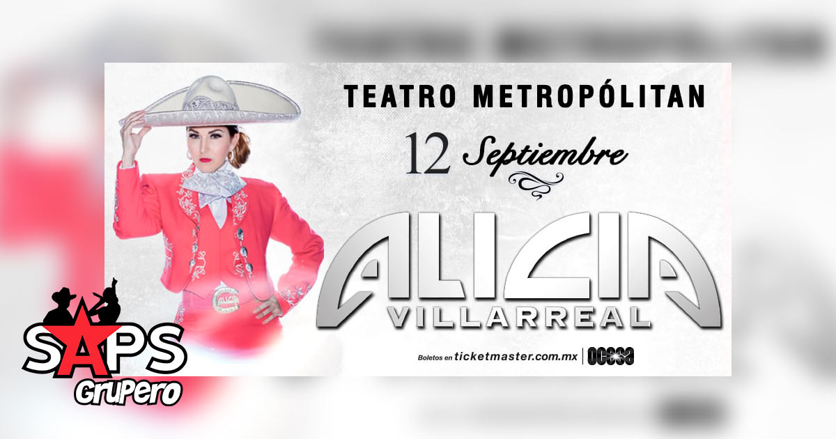 Alicia Villarreal, Metropólitan