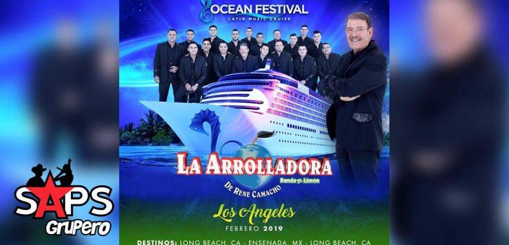 La Arrolladora Banda El Limón, Ocean Fest