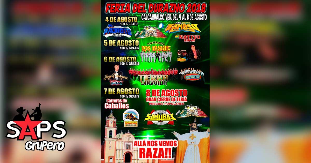 Feria del Durazno, Calcahualco