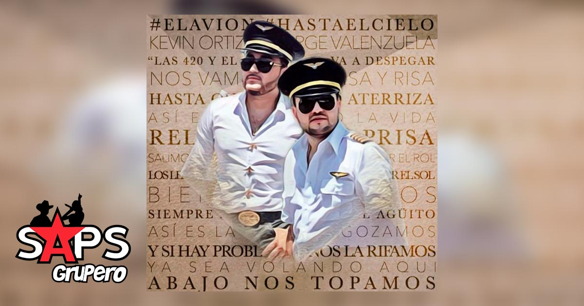 Kevin Ortiz, Jorge Valenzuela, El Avión