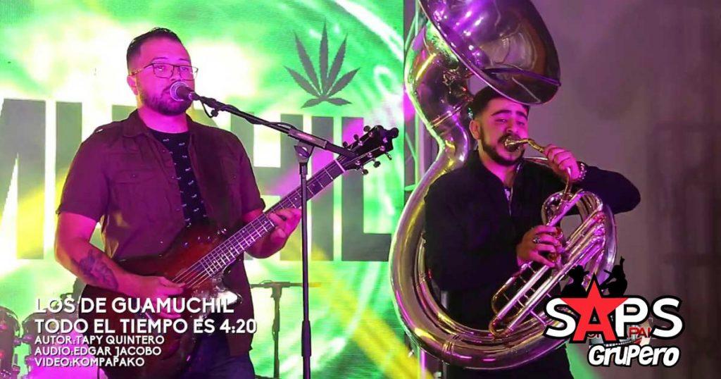 Los de Guamuchil, Todo El Tiempo es 420