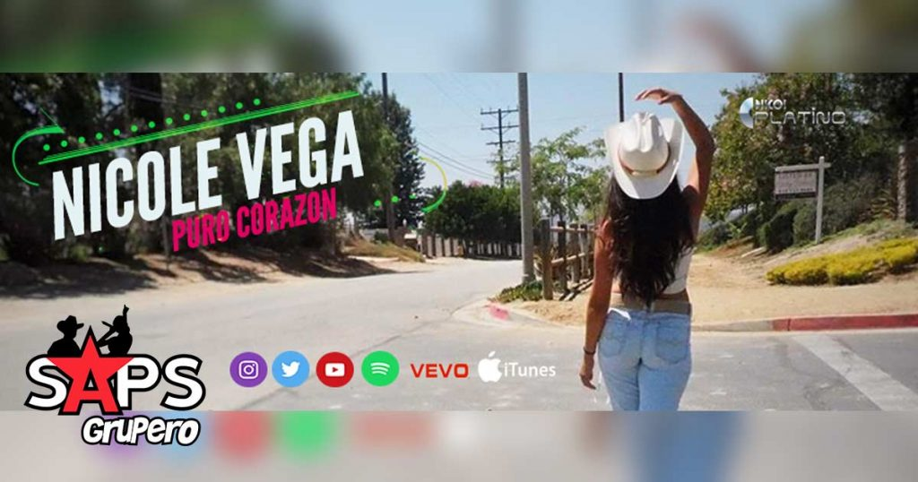Nicole Vega, Puro Corazón