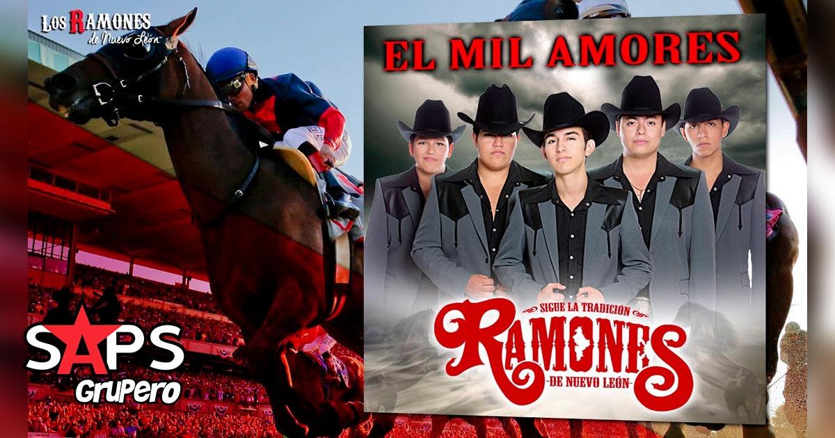 Los Ramones de Nuevo León - El Mil Amores