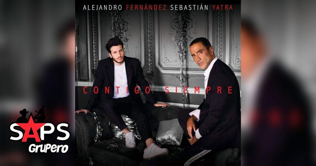 Alejandro Fernández, Sebastián Yatra, Contigo Siempre