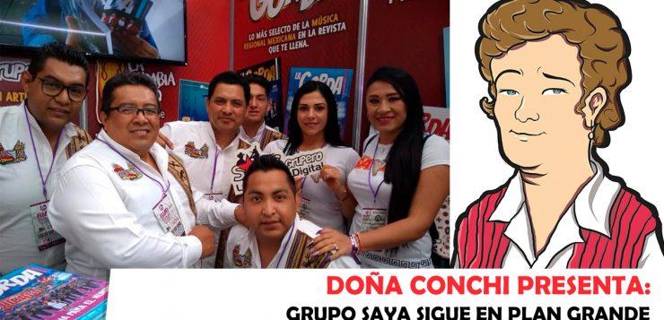 Doña Conchi - Grupo Saya