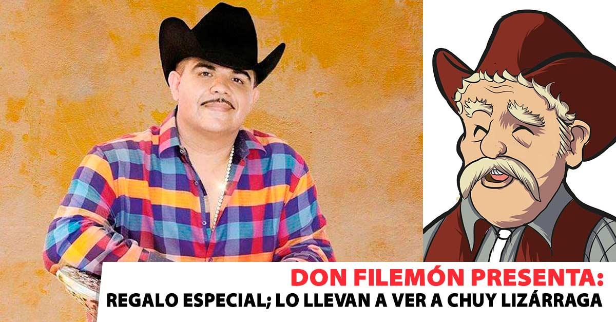 Chuy Lizárraga, Don Filemón