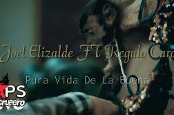 Joel Elizalde Jr. - Pura Vida De La Buena ft. Regulo Caro