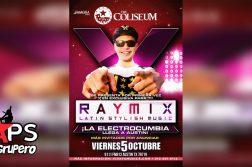 Raymix, Coliseo de Austin