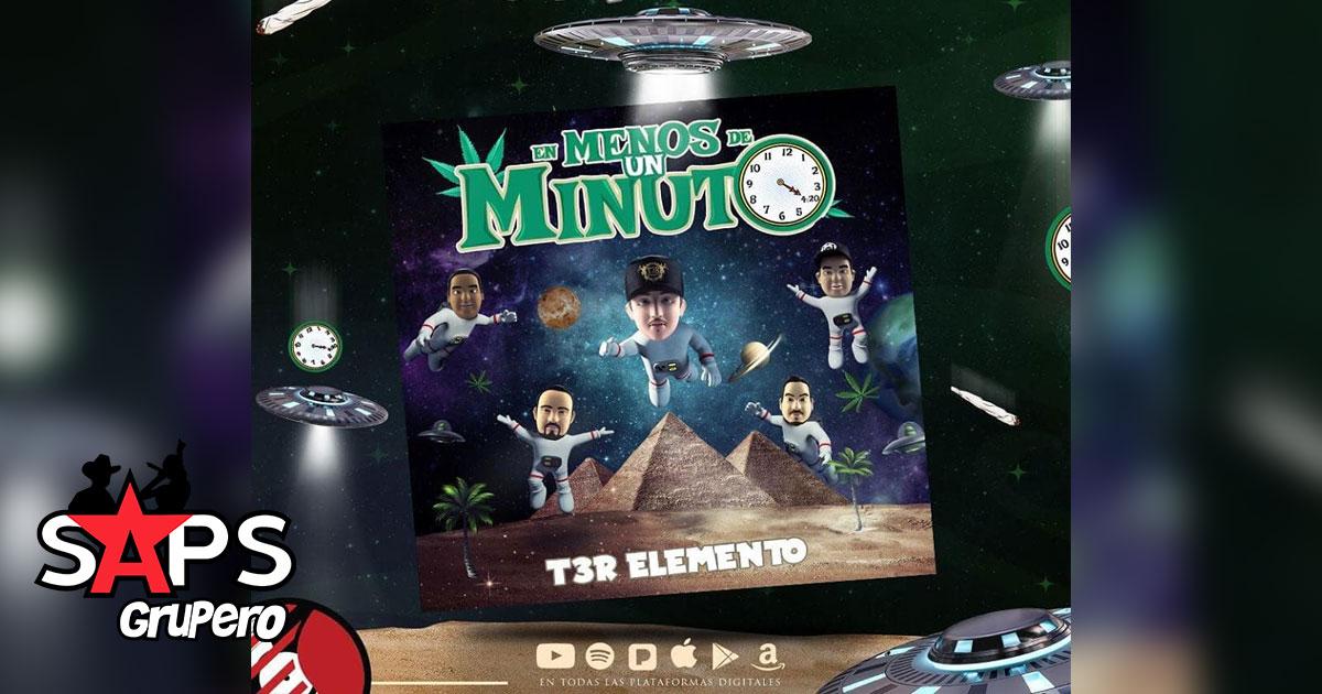 T3R Elemento - En Menos De Un Minuto
