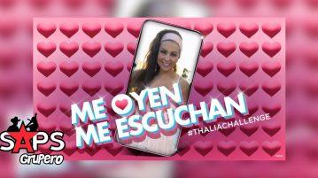 Thalía, Me Oyen Me Escuchan