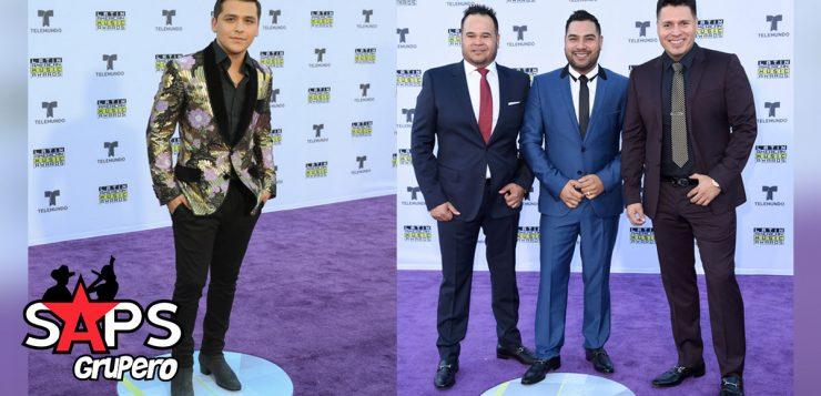 Latin American Music Awards - Christian Nodal - Banda MS