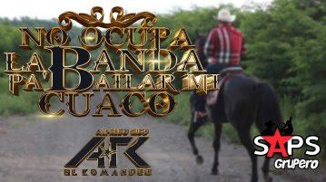No Ocupa La Banda Pa Bailar Mi Cuaco, El Komander