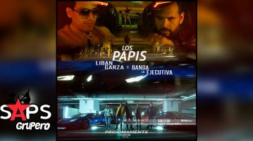 Liban Garza, Banda La Ejecutiva, Los Papis
