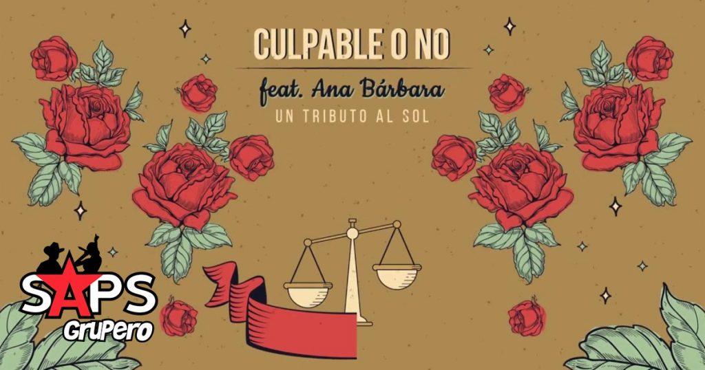 La Explosiva Banda de Maza ft. Ana Bárbara - Culpable O No