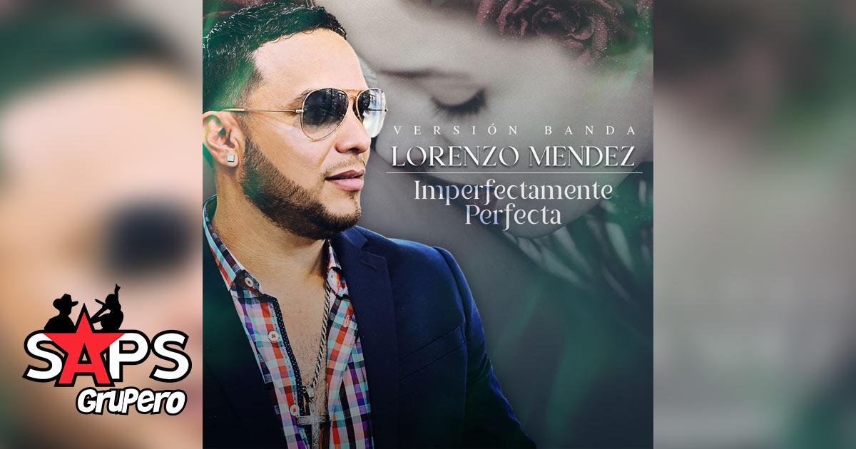 Lorenzo Méndez - Imperfectamente Perfecta