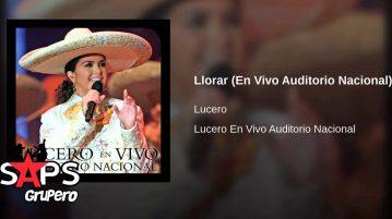 Lucero, Llorar