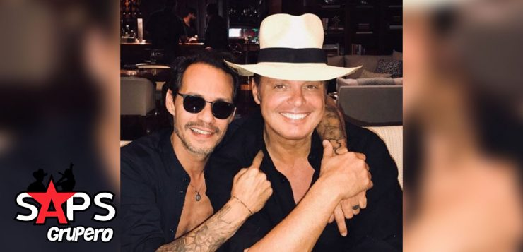 Luis Miguel y Marc Anthony