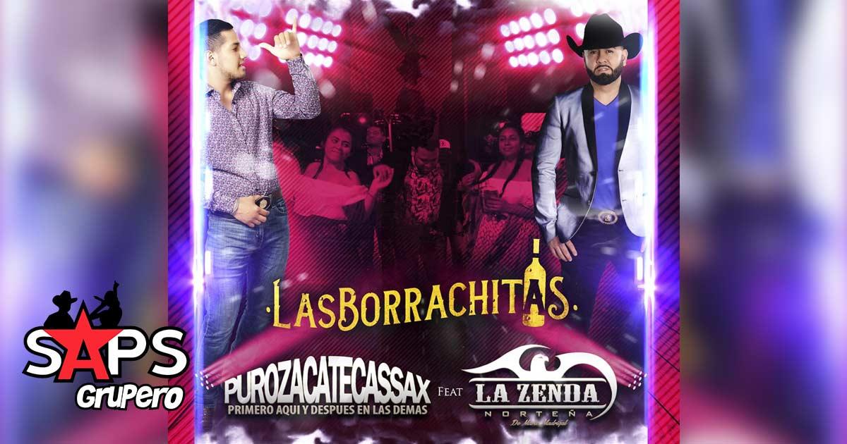 Puro Zacatecas Sax ft. La Zenda Norteña - Las Borrachitas