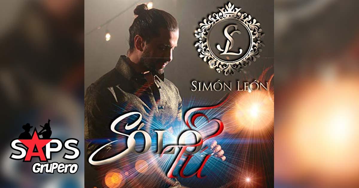 Sólo Tú, Simón León