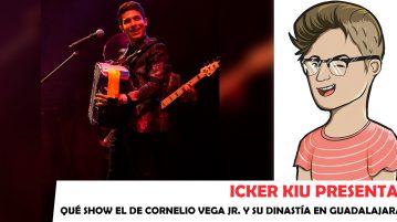 Icker Kiu - Cornelio Vega Jr. y Su Dinastía