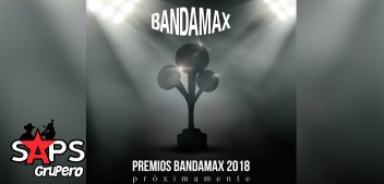 Nominados a los Premios Bandamax 2018