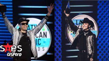 Latin American Music Awards - Raymix - Christian Nodal
