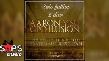 Aarón Y Su Grupo Ilusión, Teatro Metropólitan