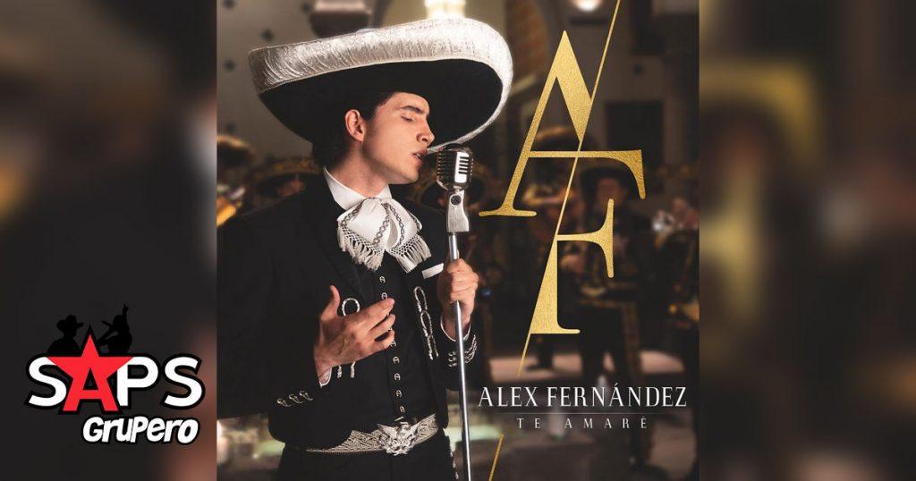 Alex Fernández, Te Amaré