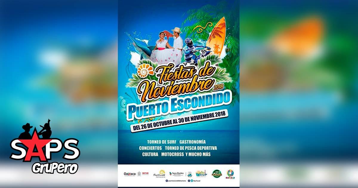 Fiestas de Noviembre, Puerto Escondido