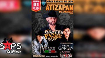 Pancho Barraza, Atizapán