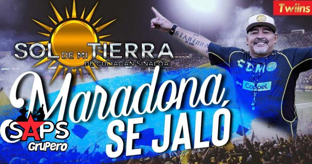 Mariachi Sol De Mi Tierra, Maradona Se Jaló