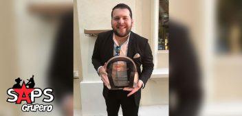 El Fantasma es el cantante latino más tocado en las plataformas digitales