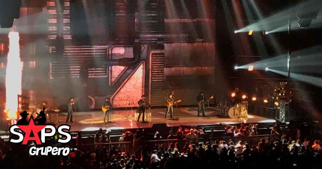 intocable, Arena Monterrey