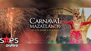 Carnaval Mazatlán 2019, El Recodo