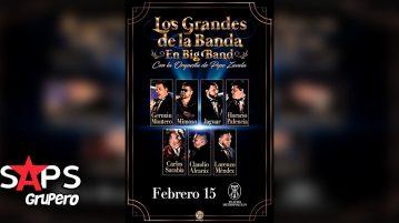 Grandes de la Banda, Teatro Metropólitan