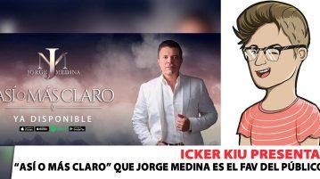 Jorge Medina, Icker Kiu