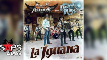 Kikin y Los Astros, Leandro Ríos, LA IGUANA