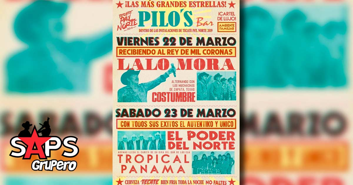 Lalo Mora, Pa´l Norte