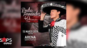 Pedro Fernández, Arena Ciudad de México