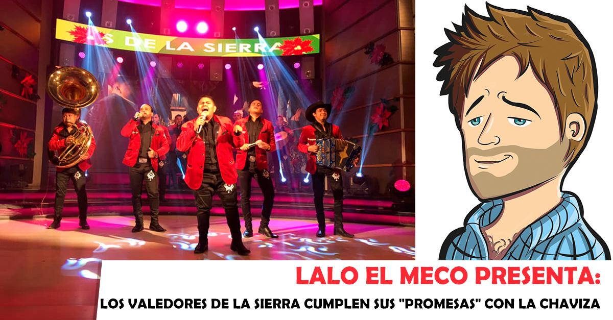 Lalo El Meco - Los Valedores de la Sierra