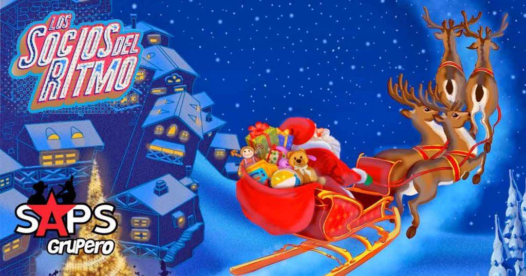 LETRA DE Santa Claus Llegó a La Ciudad - los socios del ritmo