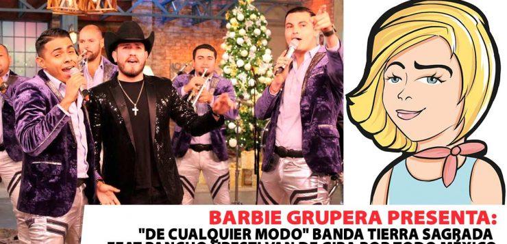 Barbie Grupera, Banda Tierra Sagrada, Pancho Uresti