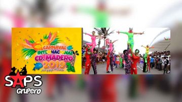 Carnaval Internacional Ciudad Madero, cartelera oficial