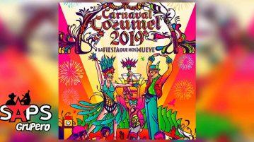 Carnaval de Cozumel. Cartelera