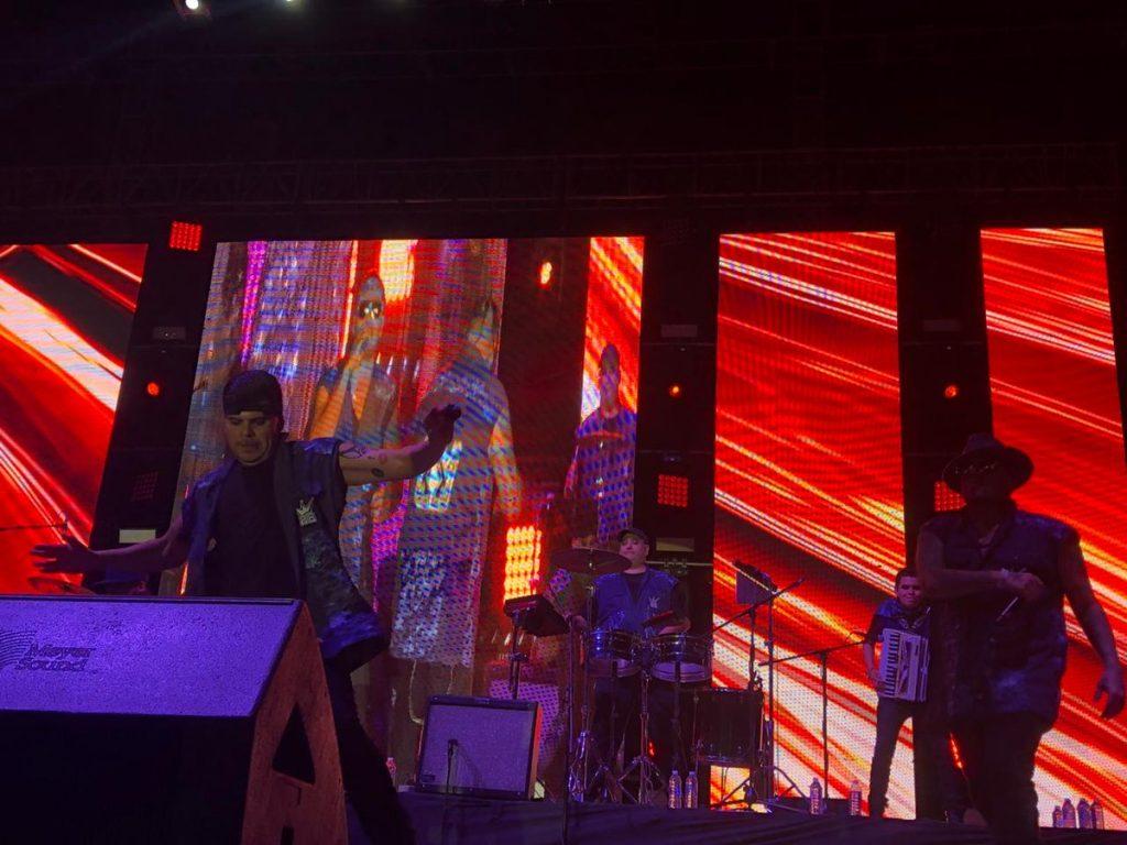 Kumbia Kings, Expo Feria Villaflores
