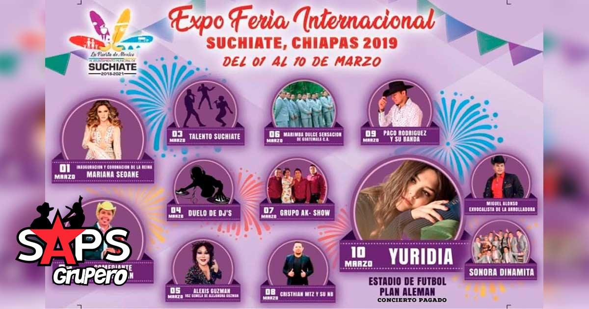 Expo Feria Internacional, Suchiate