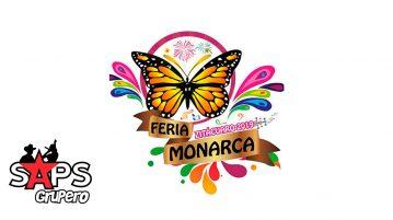 Feria Monarca Zitácuaro 2019, Cartelera Oficial