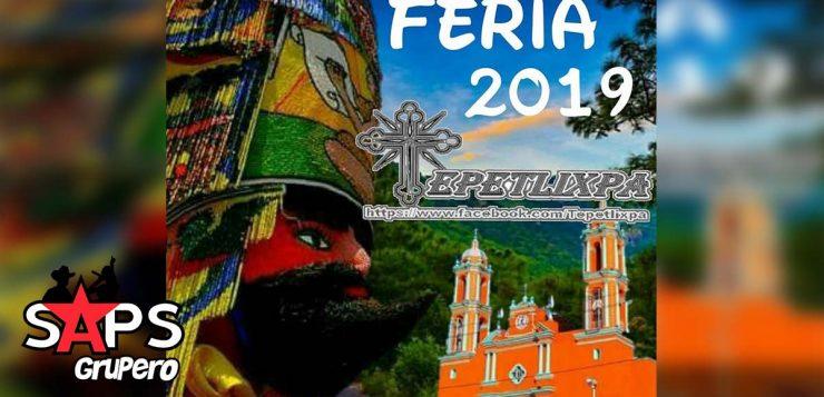 Feria Tepetlixpa 2019