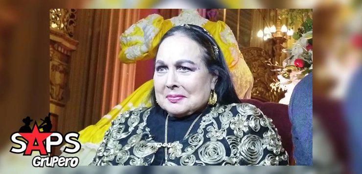 Doña Flor Silvestre se encuentra internada en Aguascalientes