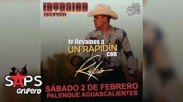 Invasión Grupera, Chayín Rubio
